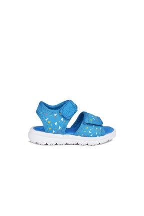 Vicco Limbo Erkek Bebe Mavi Sandalet 1