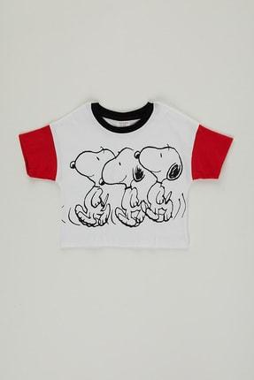 PAULMARK Kız Çocuk T-shirt 0