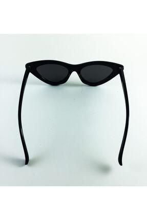 Orçun Özkarlıklı Desinger De Polo Paris Uv400 Siyah Güneş Gözlüğü Cat1 4