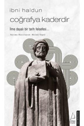 Destek Yayınları Ibni Haldun - Coğrafya Kaderdir - Mesud Topal / 0