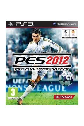 Konami Pes 2012 Türkçe Ps3 Oyun 0