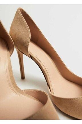 Mango Asimetrik Stiletto Ayakkabı 4