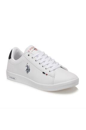 US Polo Assn FRANCO WMN 1FX Beyaz Kadın Sneaker Ayakkabı 100910292 0