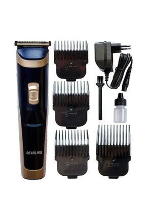 Dearling Profesyonel Şarjlı Saç Sakal Traş Tıraş Makinesi Rf - 650 342298043 2