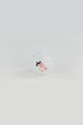 Keramika Gül Trend Şekerlik 10 Cm 2 Adet 2