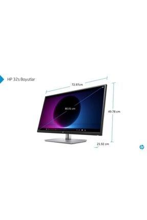 "HP 2UD96AA 5ms HDMI VGA 31.5"" FullHD Monitör 3"