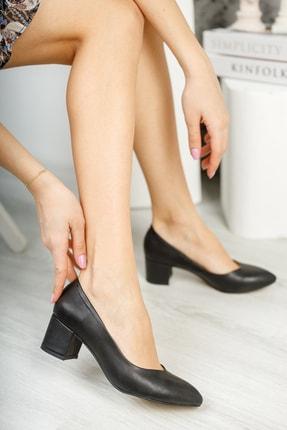 Muggo W706 Kadın Topuklu Ayakkabı 1