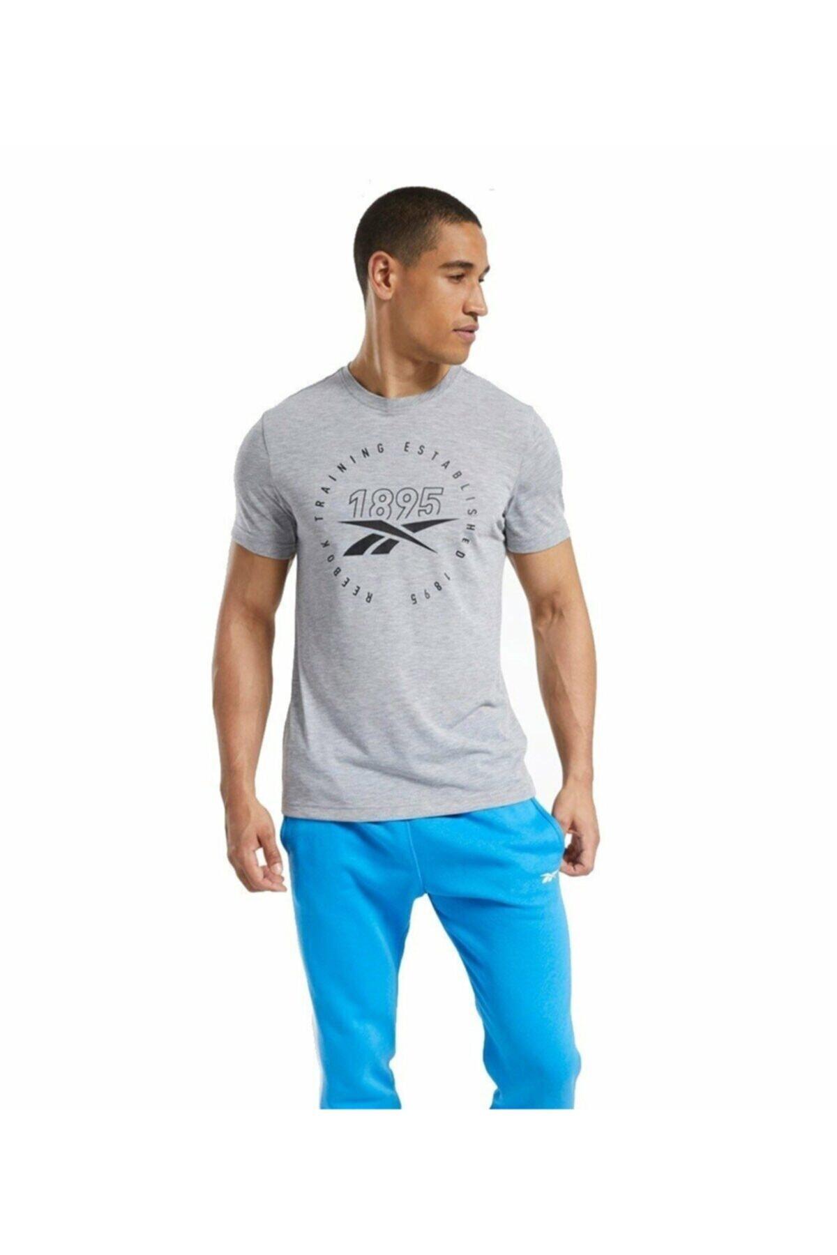Graphic Series Speedwick T-shirt Gri