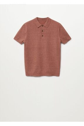 Mango Karışımlı Polo Gömlek 2