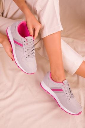 Soho Exclusive Buz Kadın Sneaker 15277 0