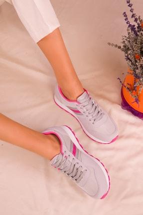 Soho Exclusive Buz Kadın Sneaker 15277 2