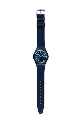 Swatch Unisex  Lacivert Kol Saati Gn718 1