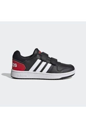 adidas HOOPS 2.0 CMF C Siyah Erkek Çocuk Sneaker Ayakkabı 101085032 0