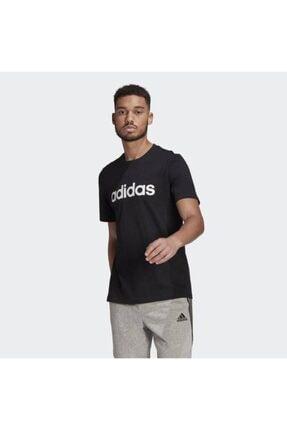 adidas Unisex Siyah  Lın Sj T T-shırts Gl0057 1