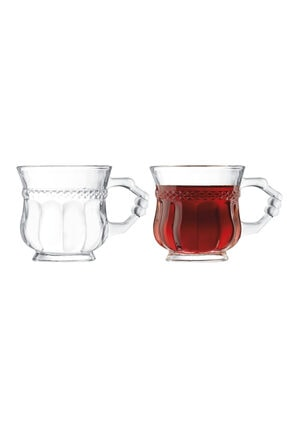 Madame Coco Jeanina 4'lü Çay Fincanı 1