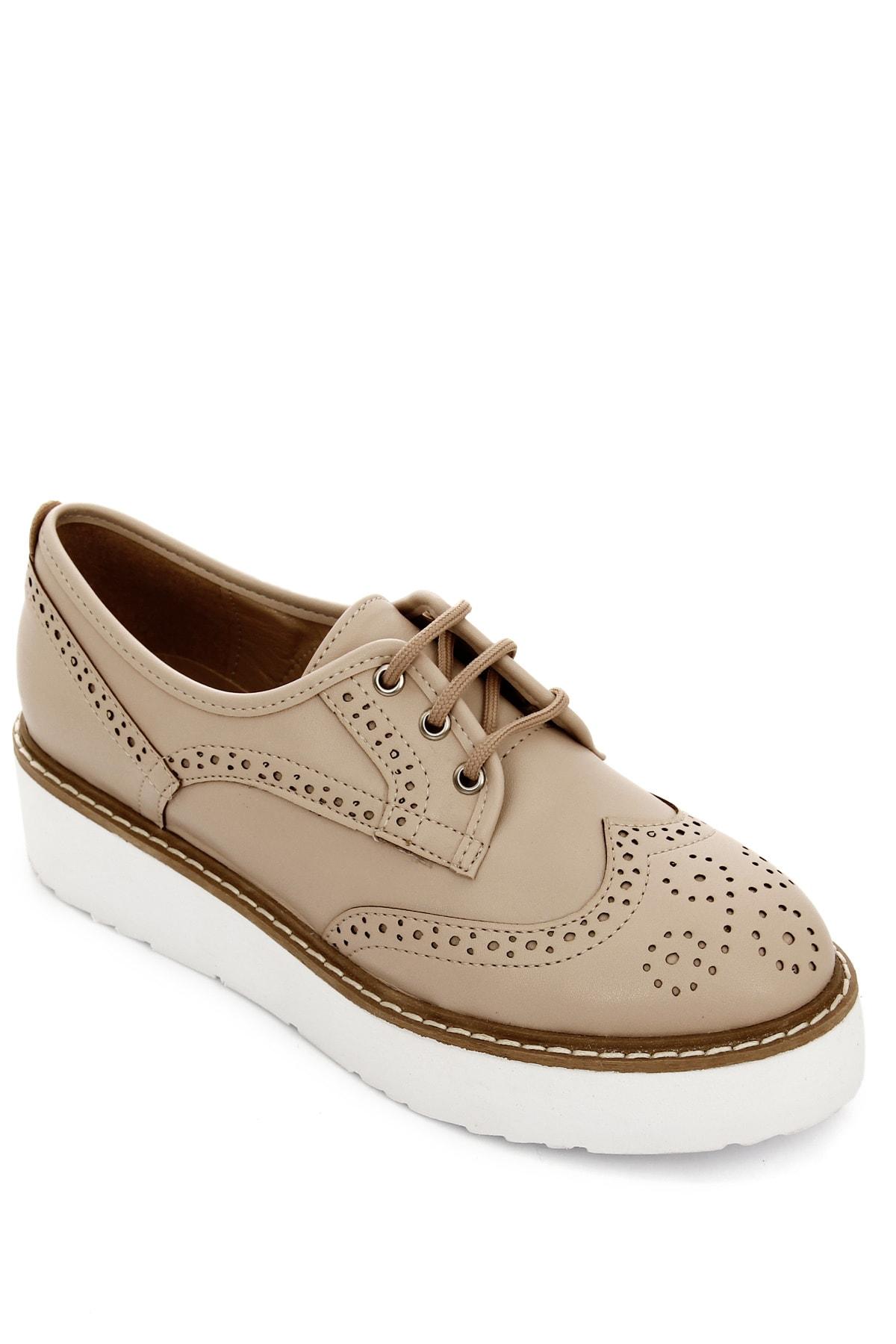 GÖNDERİ(R) Ten Kadın Günlük (Casual) Ayakkabı 38911 3