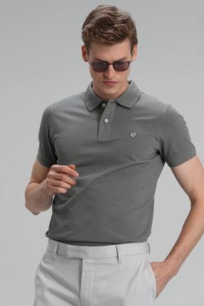 Lufian Laon Spor Polo T- Shirt Haki 1
