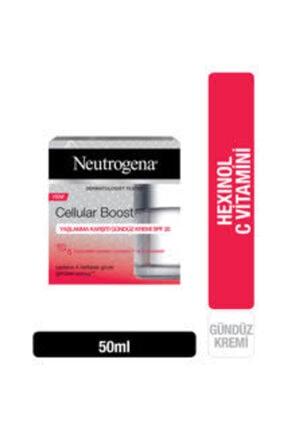 Neutrogena Cellular Boost Yaşlanma Karşıtı Gündüz Kremi SPF 20 50ml 1