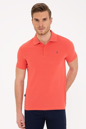 Pierre Cardin Somon Slim Fit Basic Polo Yaka T-Shirt 0