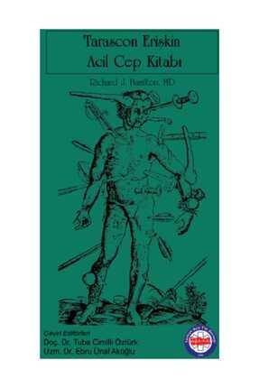 Nobel Tıp Kitabevi Tarascon Erişkin Acil Cep Kitabı 0