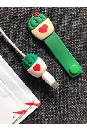 SUPPO Sevimli Kablo Toparlayıcı Ve Koruyucu 0