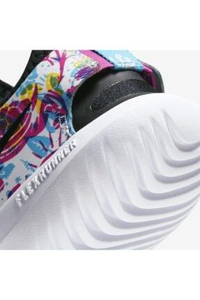 Nike Cj2084-001 Flex Runner Fable (ps) Çocuk Yürüyüş Koşu Ayakkabı 3