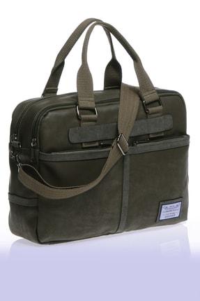 Sword Bag Yeşil Laptop & Evrak Çantası 0