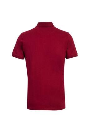 Kiğılı Polo Yaka Slim Fit Tişört 1