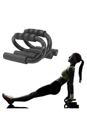 Trend Avenue S Şekli Push Up Standı Alüminyum Şınav Aleti Spor Aracı Fitness Göğüs Egzersiz Ekipmanları 3