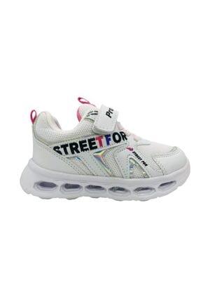 Promax Işıklı Ve Ortopedik Taban Destekli Hafif Spor Ayakkabı 0