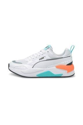Puma X-RAY 2 SQUARE Beyaz Kadın Sneaker Ayakkabı 101085358 2