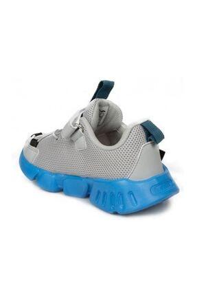 Jump Erkek Çocuk Gri Günlük Ayakkabı 2