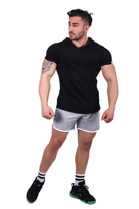 Be Green Erkek Siyah T-Shirt 0