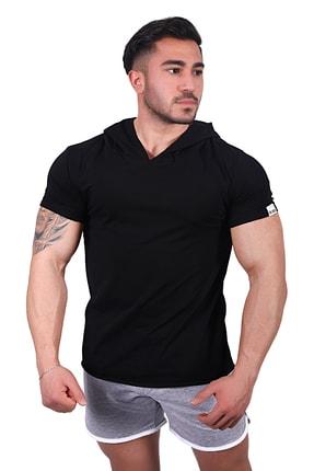 Be Green Erkek Siyah T-Shirt 1