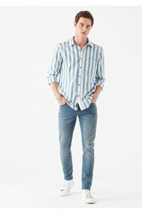 Mavi Erkek James 90S Comfort Jean Pantolon 0042426074 1