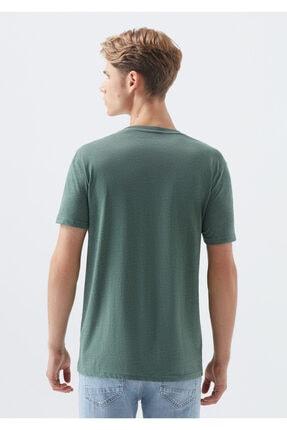 Mavi Yeşil İstanbul Tişört 4