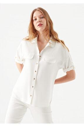 Mavi Beyaz Gömlek 1