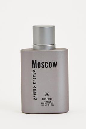 Defacto Erkek Parfüm Moscow 100 ml 0