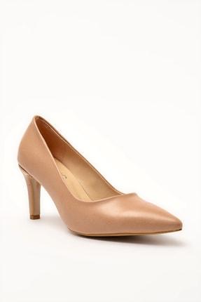 Hotiç Camel Kadın Klasik Topuklu Ayakkabı 01AYH207110A340 2