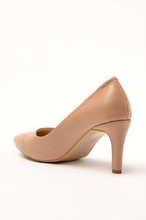 Hotiç Camel Kadın Klasik Topuklu Ayakkabı 01AYH207110A340 3