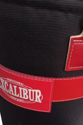 Excalibur Siyah Polystar 120 cm x 35 cm Boks Torbası + Tavan Aparatı 1