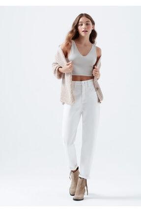 Mavi Kadın Lola Gold Icon Beyaz Jean Pantolon 101076-32652 2