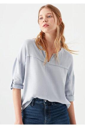 Mavi Kadın Bluz 121357-28313 0