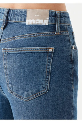 Mavi Star All Blue Indigo Jean Pantolon 4