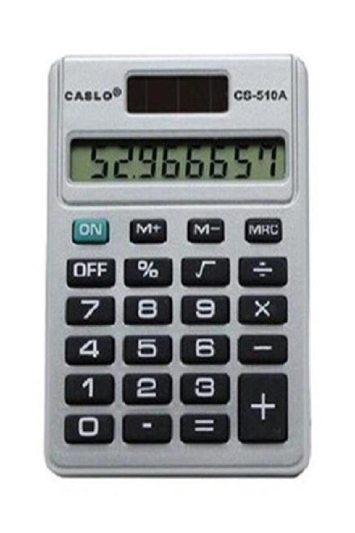 Caslo Cs510a Hesap Makinesi Fiyatı, Yorumları - Trendyol