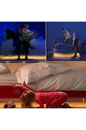 Taled Hareket Sensörlü Şerit Led-yatak Altı Dolap Içi Aydınlatma 1 Metr 3
