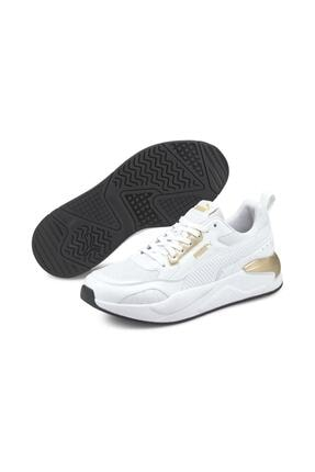 Puma 36885502 X-ray² Square Metallic Unisex Günlük Spor Shoes 0