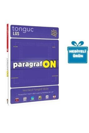 Tonguç Akademi Tonguç Paragrafon Yeni Nesil Güncel Kitap 0