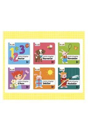 eolo yayınları Minik Kitaplar - 12 Bebek Kitabı 1