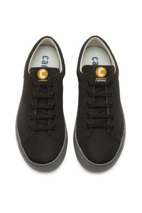 CAMPER Erkek Siyah Bağcıklı Sneaker 2